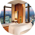 digital signage in Hotels, Spas and Gyms